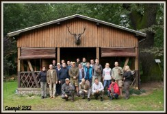 Kurs Sokolniczy - Czempiń 2012